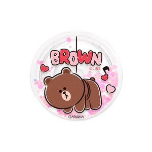 GARMMA Line Friends Quicksand Universal POP-UP Stand & Grip Multi-function Balloon Bracket