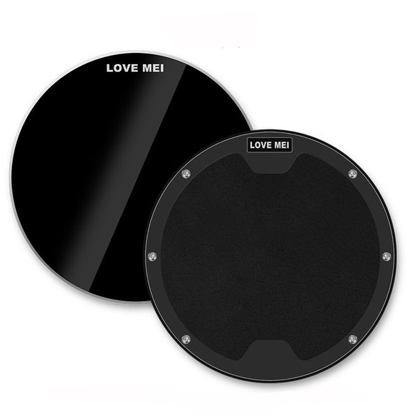 LOVE MEI Powerful Energy Super Strength Metal Wireless Charging Pad Qi Wireless Charger
