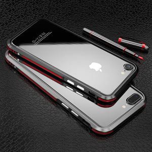 Luphie Bicolor Blade Sword Slim Light Aluminum Bumper Metal Shell Case