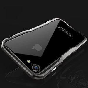 Luphie Incisive Sword Slim Light Aluminum Bumper Metal Shell Case