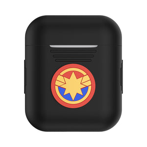 UKA Marvel Avengers Shockproof Apple AirPods 2&1 Charging Case Cover