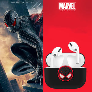 UKA Marvel Avengers Shockproof Apple AirPods Pro / AirPods 3 Charging Case Cover