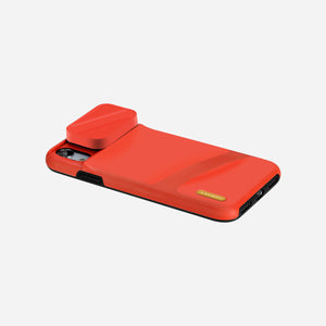 MOMAX 3-in-1 Lens Quick Switch Optical Lens Case for Apple iPhone XR