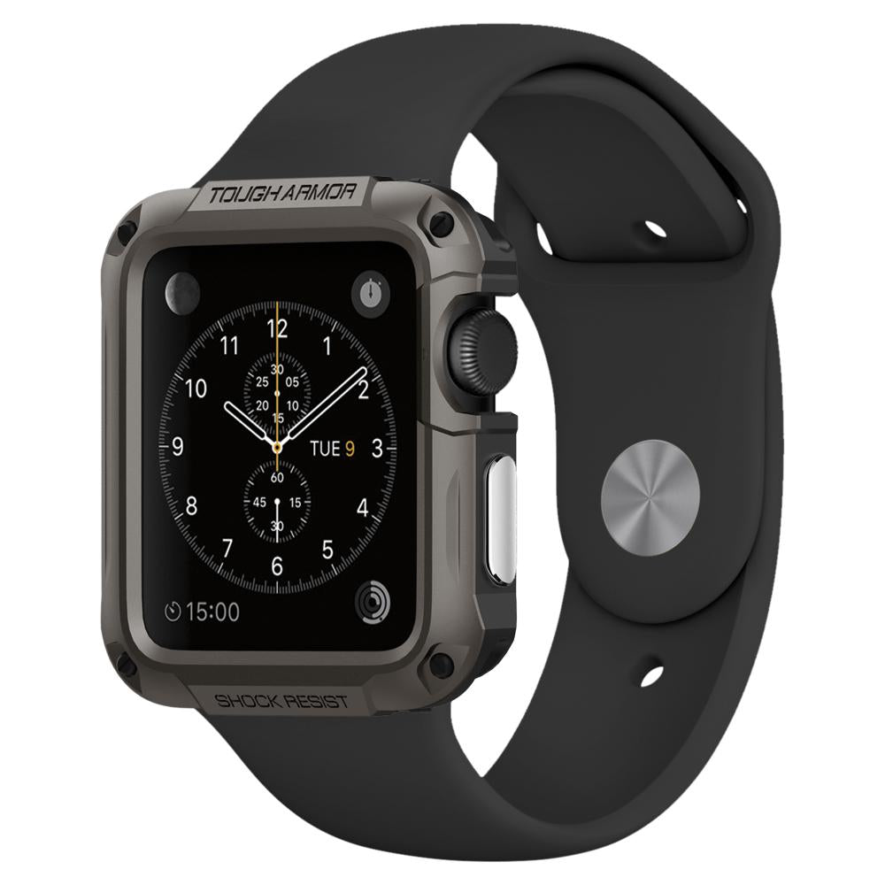GINMIC Tough Armor Case for Apple Watch Series 4/3/2/1