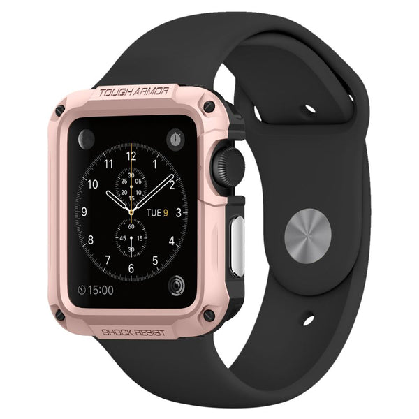 GINMIC Tough Armor Case for Apple Watch Series 3/2/1 (42mm)