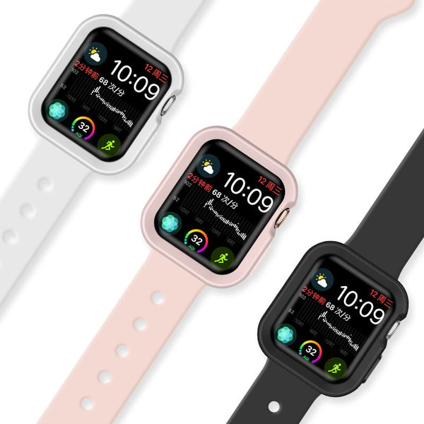 SwitchEasy Colors TPU Bumper Frame Case for Apple Watch 44mm&40mm