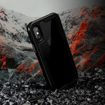 SwitchEasy Helix Metal Bumper TPU Frame Hard PC Case Cover for Apple iPhone iPhone XS/X