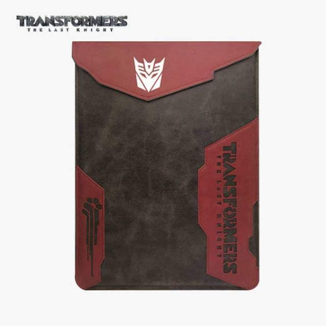 Transformers Universal Genuine Leather Laptop Sleeve Bag 13.3-inch / 15.6-inch