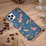 UKA Autumn Coming Colorful Shockproof Back Case Cover for Apple iPhone