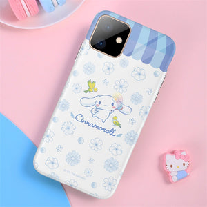 UKA Sanrio Characters Colorful Shockproof Back Case Cover for Apple iPhone