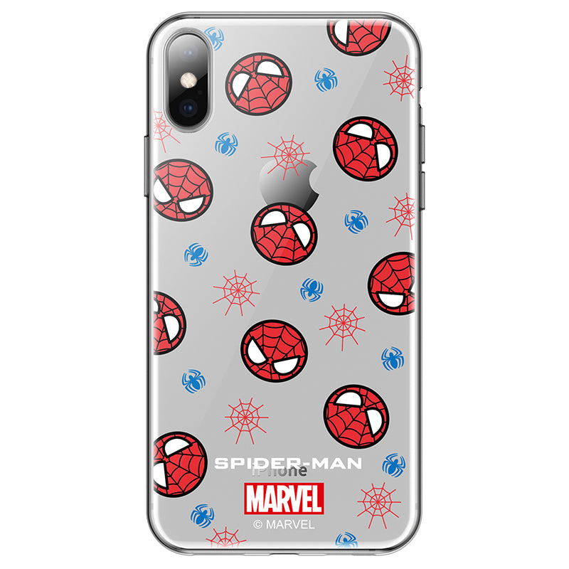 UKA Marvel Avengers Ultra Thin Soft TPU Back Case Cover