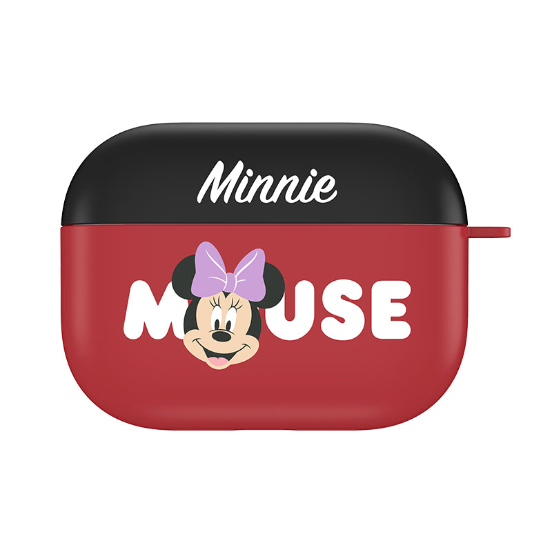 UKA Disney Matte Touch Apple AirPods Pro/2/1 Charging Case Cover