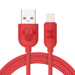 UKA Disney 1.2M 5V/2.4A Lightning Cable for Apple iPhone iPad iPod