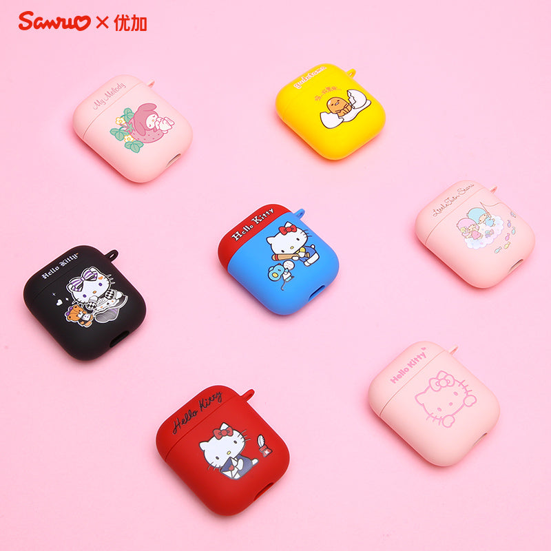 UKA Sanrio Characters Matte Touch Apple AirPods Pro/2/1 Charging Case Cover