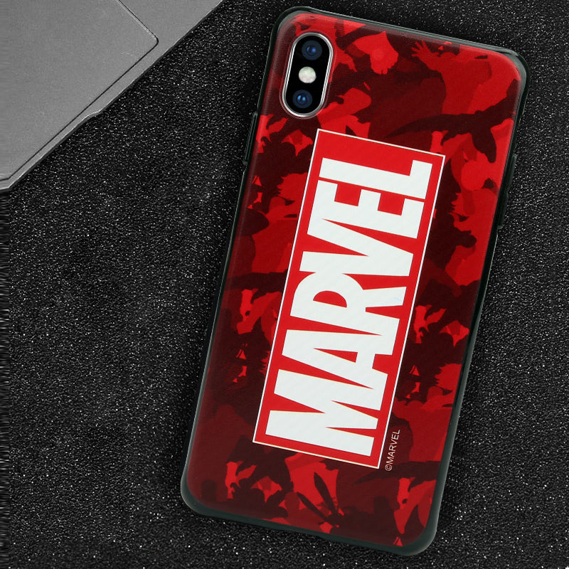X-Doria Marvel Avengers Symphony Color Print Back Case Cover