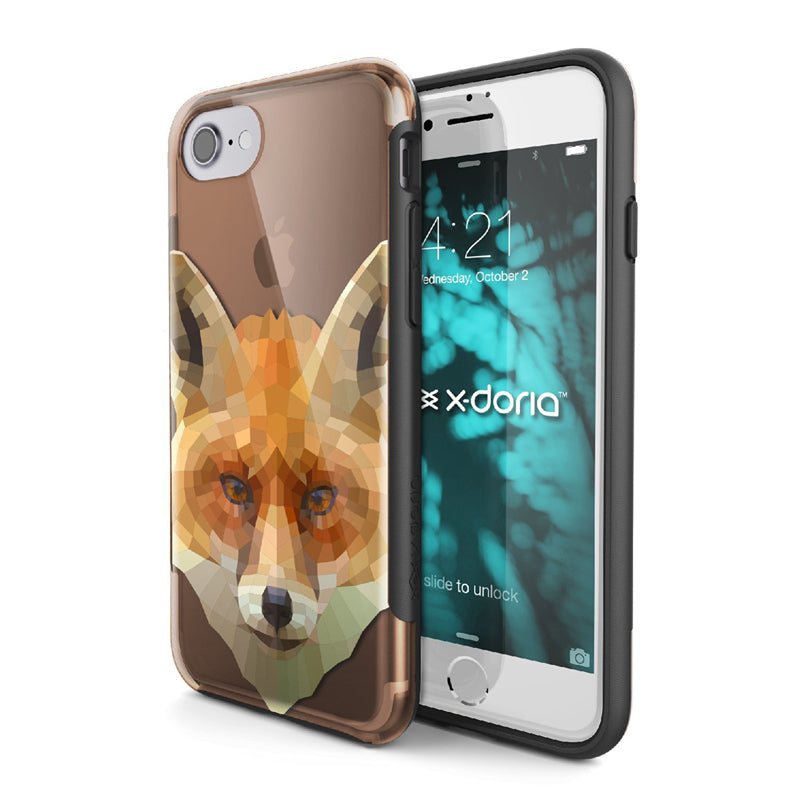 X-Doria Revel Impact Resistance Hard PC Case Cover for Apple iPhone 8/7