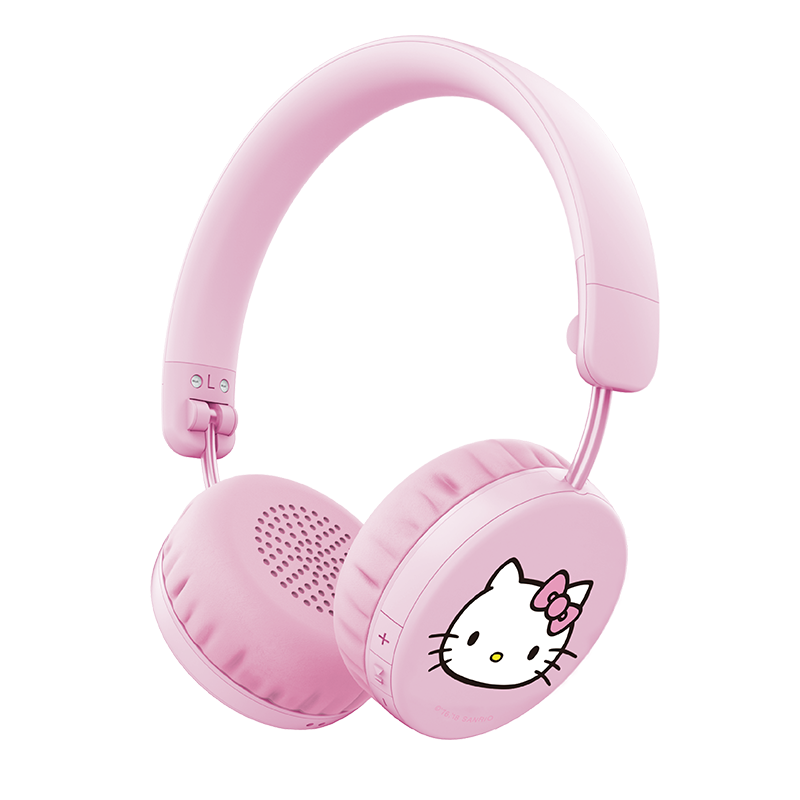 X-Doria Hello Kitty Sports Earphones On-Ear Headphone Wireless Bluetooth Headset