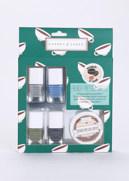 Cherry Chree Nail Polish Kits