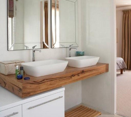 Dado Deonne Basin: modern rectangular bathroom basin.