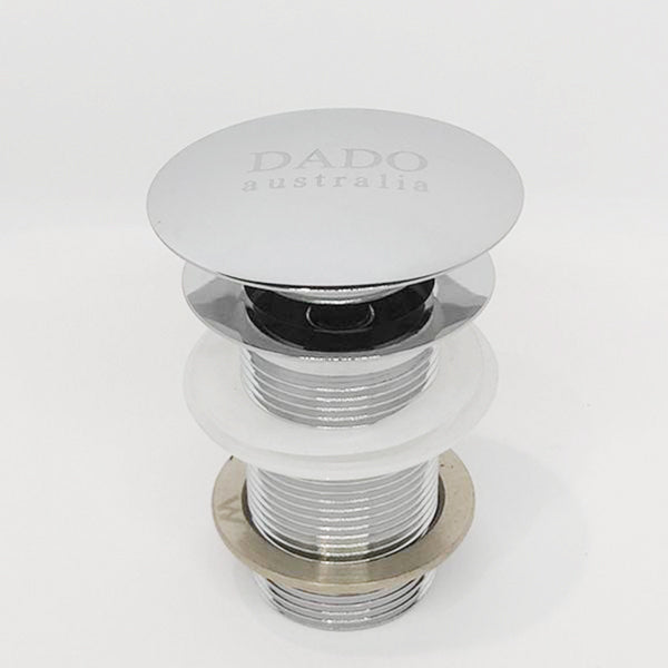 Plug in Chrome - With DADO Logo