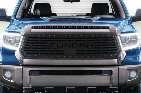 1 Piece Steel Grille for Toyota Tundra 2018-2020 Sport - TUNDRA V1