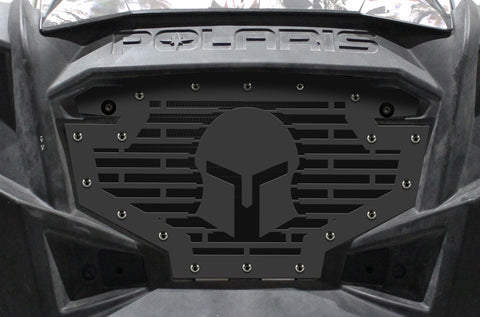 1 Piece Steel Grille for Polaris RZR 800/900 2011-2014 - SPARTAN 300
