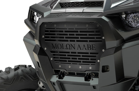 1 Piece Steel Grille for Polaris RZR Turbo 2017-2018 - MOLON LABE