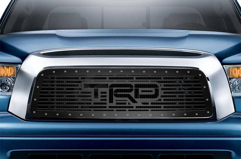 1 Piece Steel Grille for Toyota Tundra 2007-2009 - TRD