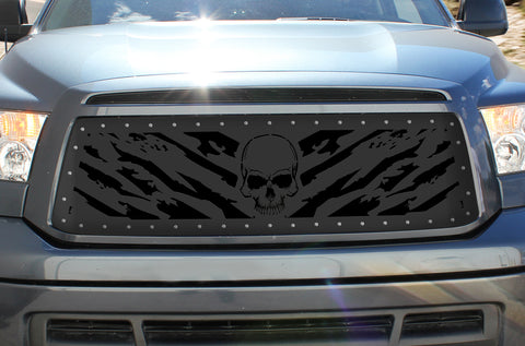 1 Piece Steel Grille for Toyota Tundra 2010-2013 - NIGHTMARE