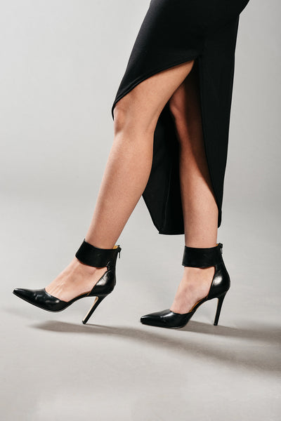 Demartini Heels - Black - Demartini