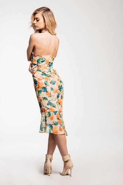 Orange Blossom Dress - Demartini