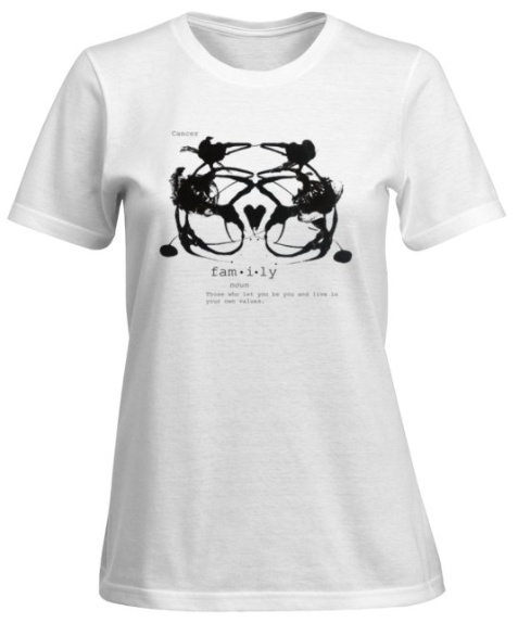 Cancer Astrology T Shirt - Demartini