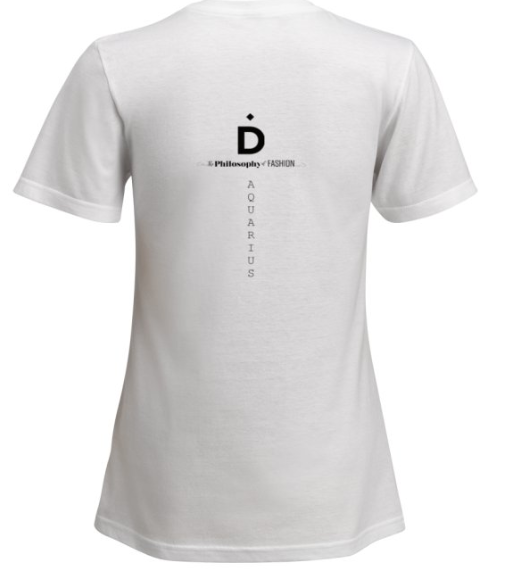 Aquarius Astrology T Shirt - Demartini