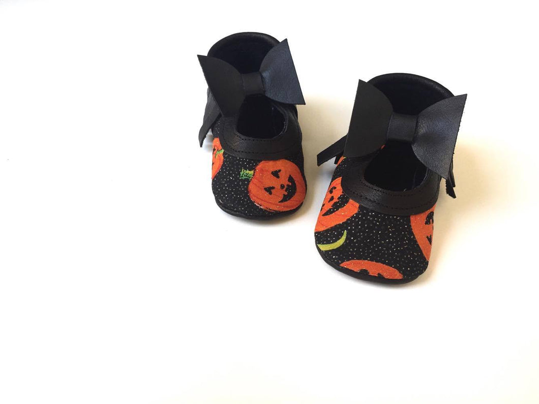 halloween party-halloween shoes-pumpkin shoes