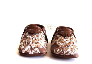 Monaco Sparkled Moccasins - LUXE + RO