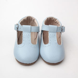 T-straps Baby Blue