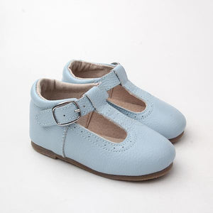 T-straps Baby Blue - LUXE + RO