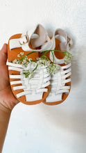 Summer Sandals | White - LUXE + RO