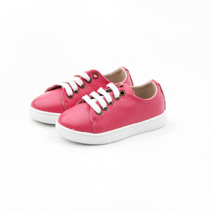 Tennis shoes - Sneakers Hard soled - Hot Pink - LUXE + RO