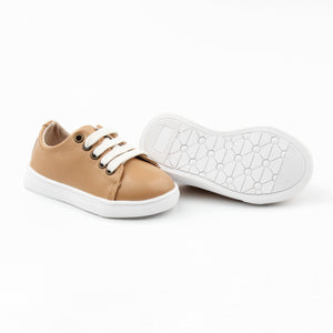 Little Sneakers Hard soled - Nude