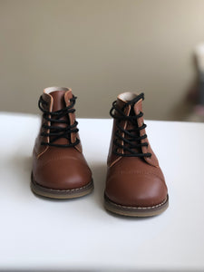 The real Boots - Brown