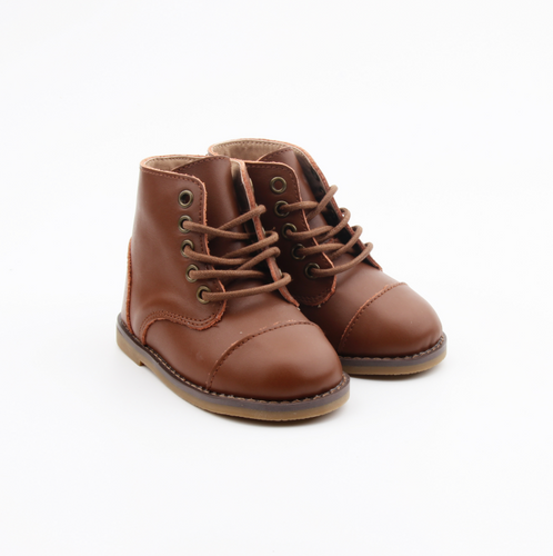 The real Boots - Brown - LUXE + RO
