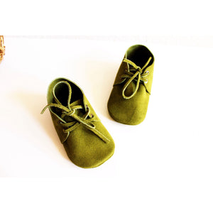 Oxfords- Pistachos - Toddler oxfords
