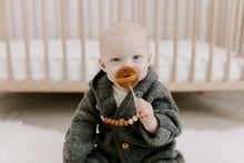 The LUXE -  Natural Brown Pacifier