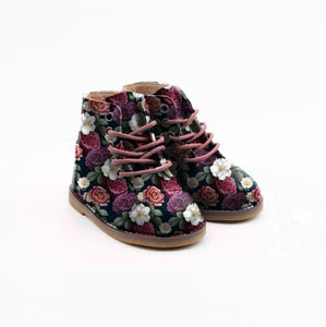 The real Boots - Midnight Flowers - LUXE + RO