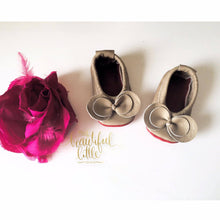 baby girl flats-baby girl shoes-red bottoms-nude ballerinas-baby girl shoes