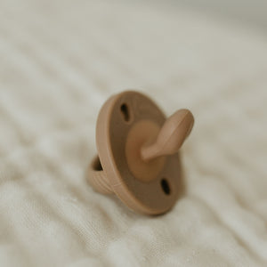 The LUXIE | Deep Almond Pacifier