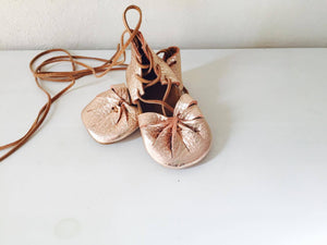 baby sandals shoes-gold rose baby shoes-kleopatras-cleopatras shoes