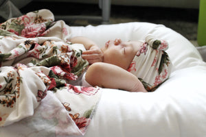 Baby Blanket - Vintage - LUXE + RO
