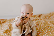 The Luxe Set | Natural Brown & Nude Pacifiers - LUXE + RO